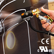 EXAIR's New Anti-Static Compressed Air Gun is CE, UL and RoHS Certified