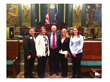 "Pennsylvania Athletic Trainers' Society (PATS) Organizes Annual Legislative ""Hike to Harrisburg"" During National Athletic Trainer Month"