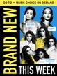 Music Choice is Supporting Breaking Artists in 2016 through 'Brand New This Week' Launch