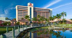 Hilton West Palm Beach Airport, host hotel