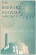 Postcard size BAA Artwalk announce -- web only