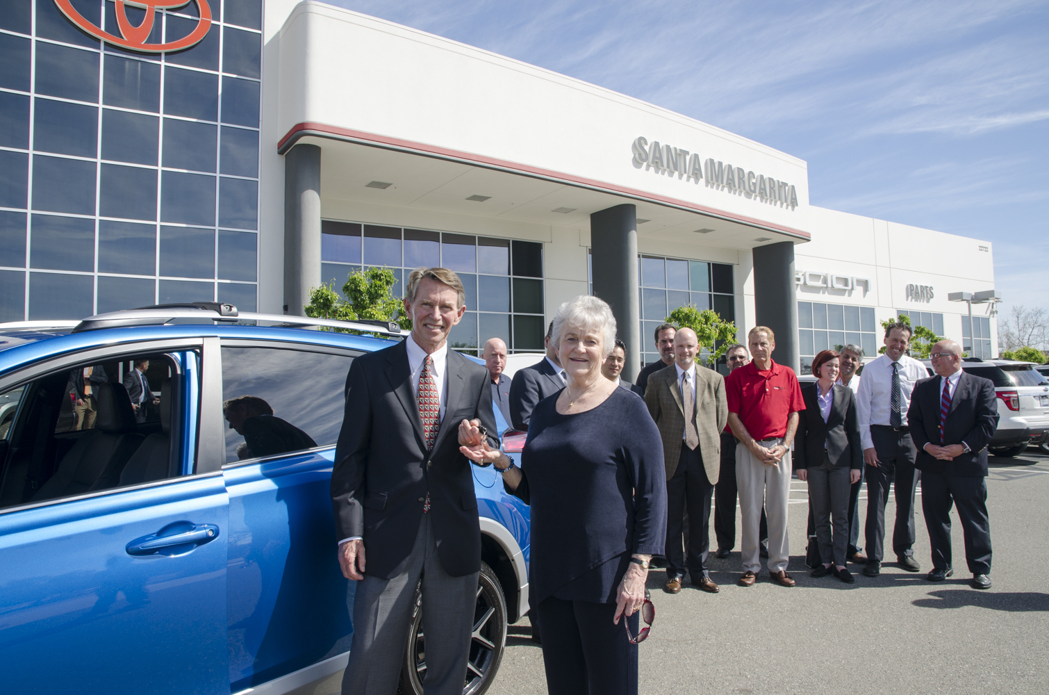 Santa Margarita Toyota Sells To Well Respected Local Ford Dealer, Jim Graham