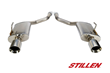 Stillen cat back exhaust system for the 2016 Nissan Maxima