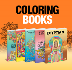 Adult Coloring Books, corloring books for adults