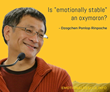 Dzogchen Ponlop Rinpoche emotions quote