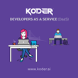 Koder Launches First-of-Its-Kind Developers-as-a-Service (DaaS) Platform to Build Your Next App
