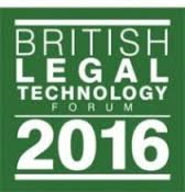 Qorus Software to exhibit at British Legal Technology Forum 2016