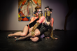Performance Artists Bast & Lady Eternal Love