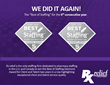 Rx relief® Wins Back-to-Back Best of Staffing® Client and Talent Diamond Awards From Inavero