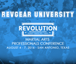 Revgear University Martial Arts Conference Returns to San Antonio