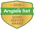 Baker Electric Solar Wins Coveted Angie's List Super Service Award for Third Year