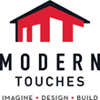 Rebranded Logo by Modern Touches Highlights Professional Remodeler's Full Service Appeal