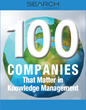Search Technologies Named to KMWorld's 100 Companies That Matter in Knowledge Management