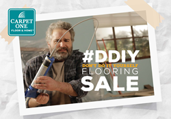 Carpet One DDIY Flooring Sale