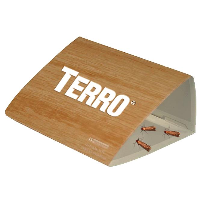 Terro Introduces Clothes Moth Alert