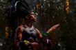 Banyan Tree Mayakoba HAAB' Warrior