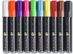 Original Stationery Chalk Markers