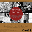 "Music and Moves to Celebrate Summer During the Month of August at Southland Mall's ""Festive Fridays"" Series"