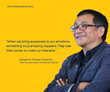 Dzogchen Ponlop Rinpoche awareness emotions quote