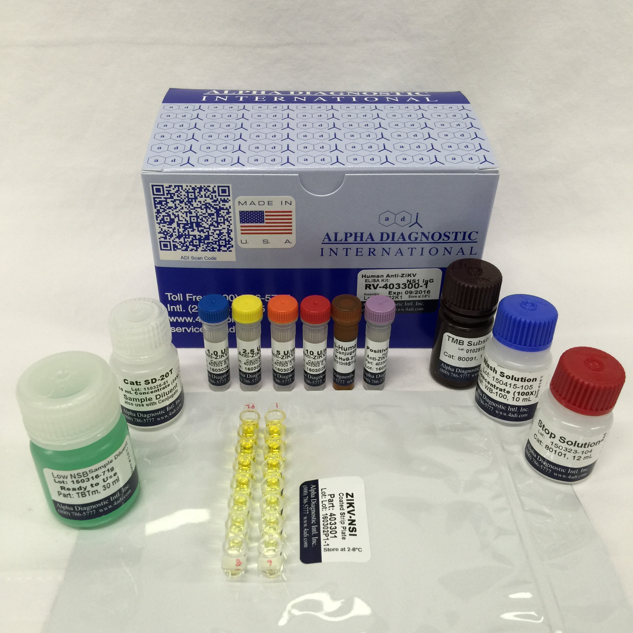 Zika Virus Detection In Humans And Animals Using Elisa Kits