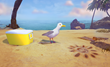 "Motional and Limitless created an interactive animated short film in VR called ""Gary the Gull,"" which will debut at the 2016 Game Developers Conference in San Francisco next week, March 14-18, 2016."