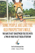 """Joe Calitri's new book """"Some People Are Like the Old Prospector's Mule"""" is an Illuminating and Question-Provoking Read About the American Electorate and Political System"""