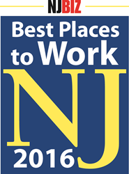 Exigent Named One of 2016 Best Places to Work in NJ