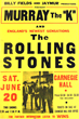 Avid Boxing Style Rock Concert Poster Collector Announces His Search for Original 1964 Rolling Stones New York City Carnegie Hall Concert Posters