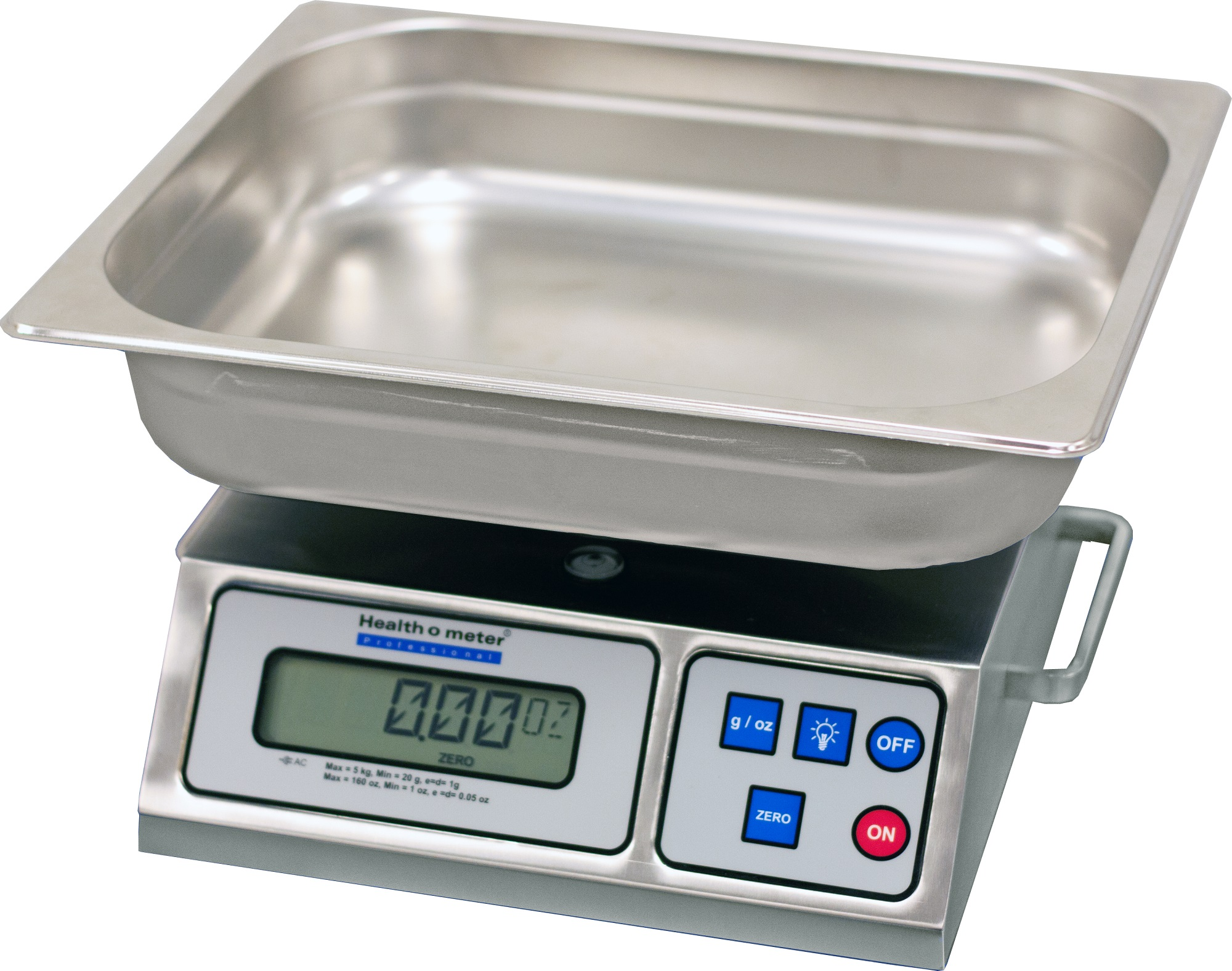 Food Scale Battery
