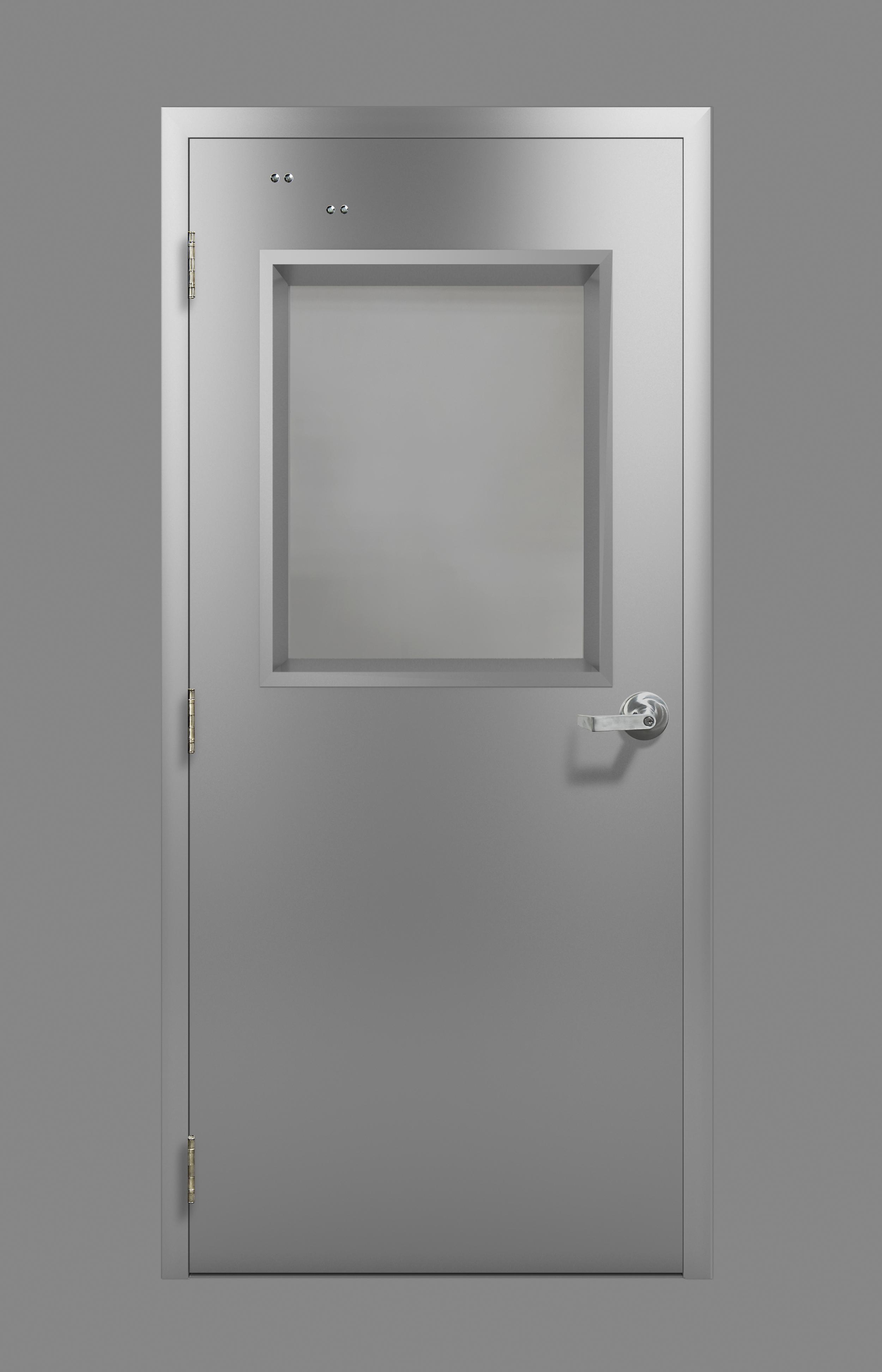 JAMOCLEAN ® Stainless Steel Door by Jamison Door.Part of the Jamotuf product line. Stainless Steel Architectural Style 1 3/4  Swing Door. & Jamison Door Unveils New Insulated Fiberglass Doors pezcame.com