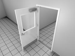 Jamotuf Insulated Fiberglass Door by Jamison Door