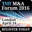 TMT M&A Forum 2016 in London on Arpil 14