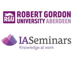 Robert Gordon University and IASeminars Ltd