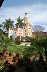 Stetson law school's Gulfport, Florida, campus.