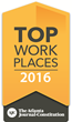 Payscape Named One of AJC's Top WorkPlaces