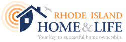 Rhode Island Home and Life Logo