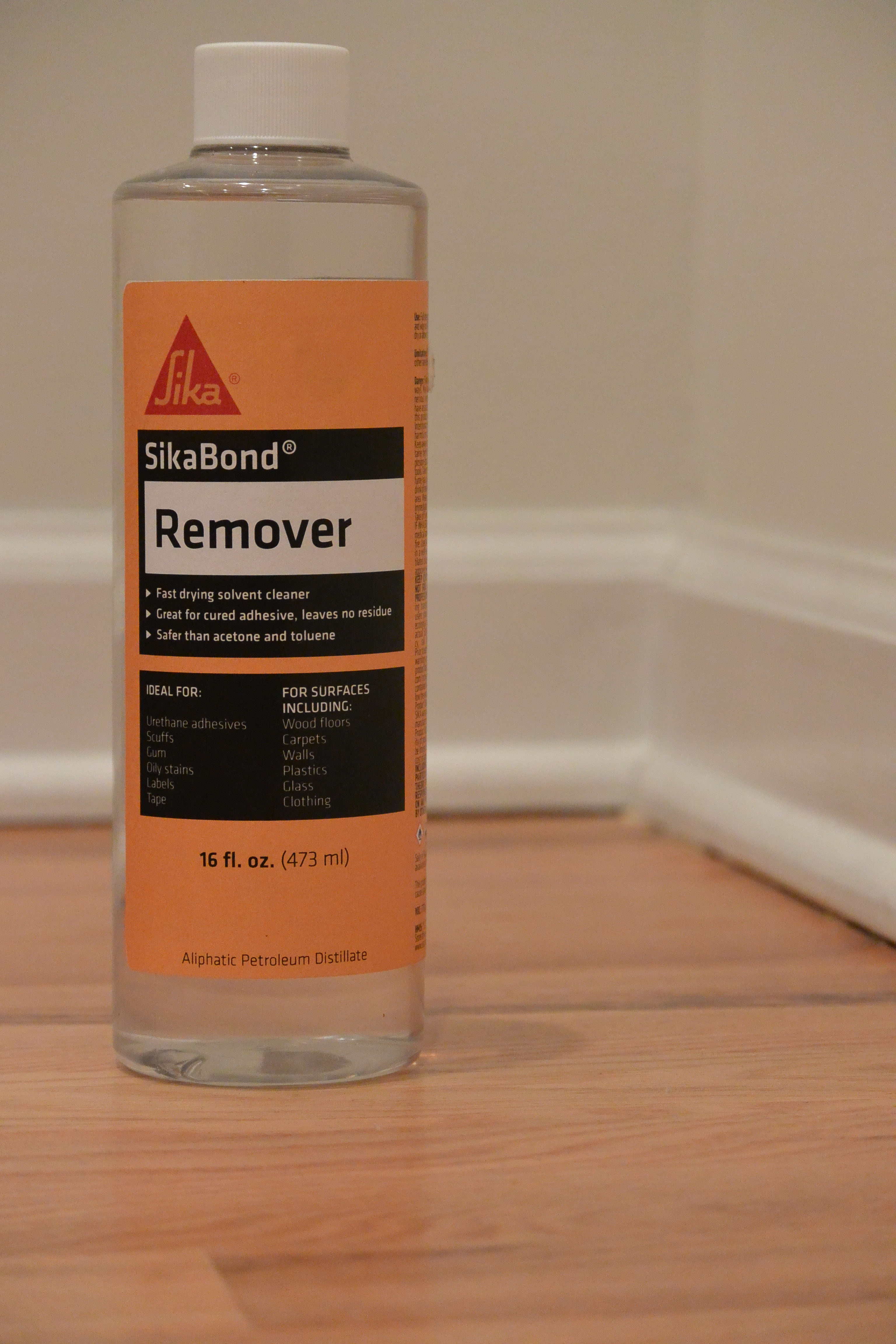 Sikabond 174 Remover The New Fast Drying Cleaner For