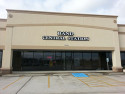 Band Central Station in Alvin, TX is one of the newest Music & Arts locations in the Houston Metro area.