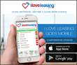 I Love Leasing® div Spherexx.com® Accelerates Lease Closings with Mobile App, Announces Product Releases for 2nd Qtr 2016