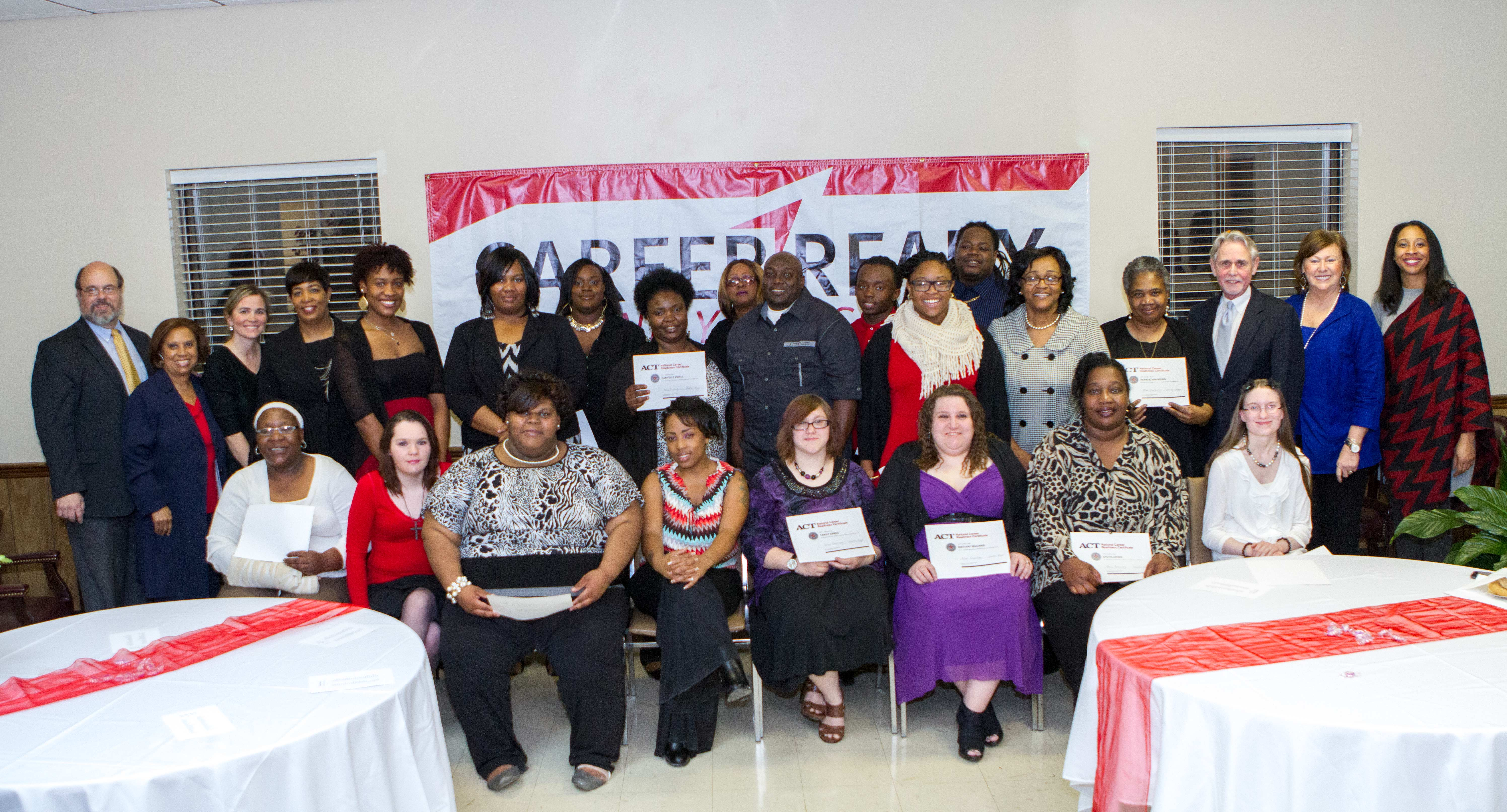 Tennessee haywood county stanton - The First Graduates Of Haywood County S Career Ready Find Your Success Program Are Joined By Program Coordinators Haywood County And City Of Brownsville