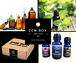 New Aromatherapy Subscription Box, ZEN BOX, offers a Discount for Life and a Bottle of Zen Immune Boost at Signup, for a Limited Time.