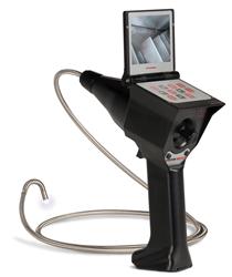 6.9mm VJ Advance articulating video borescope
