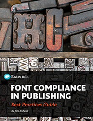 Font Compliance in Publishing