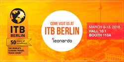Book a Meeting with Leonardo at ITB