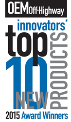 OEM Off-Highway Top New Products awards logo