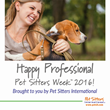 Park Cities Pet Sitter Celebrates Professional Pet Sitters Week™, March 6th-12th, 2016