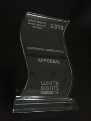 Appodeal White Nights Award