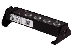 Low Profile Hazardous Location LED Strip Light that produces 500 lumens