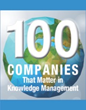 SearchBlox Named to KMWorld's 100 Companies That Matter in Knowledge Management