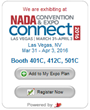 NADA 2016 Attendee Acquisition Widget